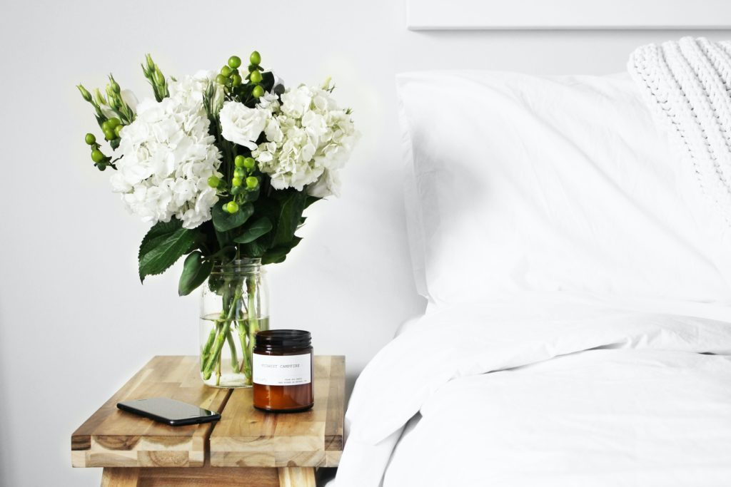 the Best Investment You Can Make like a white flower